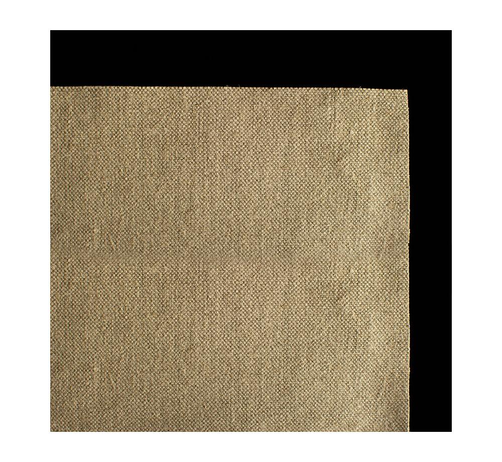 Lienzo de lino crudo nº 8 Grano Grueso Ancho 210 cm.