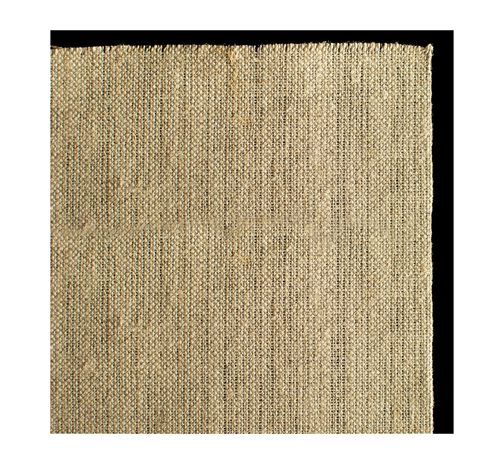 Lienzo de lino crudo nº 16 Grano Medio Ancho 215 cm